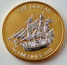 USA 2017 1$ Silver Eagle BITCOIN Wires I 1oz Silver .999 Ruthenium Coin