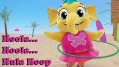 Emmie - Hula Hoop Songs For Kids | Nursery Rhymes Collection & Kids Songs | Animal Song | Babytoonz  #forKids #kidsvideos #songsForchildren #songsforbabies #kidssongs #kindergarten #englishsongForkids