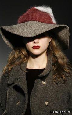 I should wear more hats!  #hats, #head pieces, #head gear