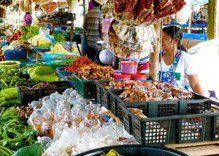 Khao Lak Markets and Bang Niang Market