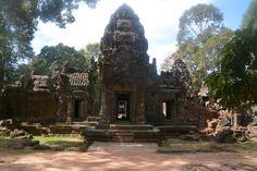 **Ta Som - Siem Reap, Cambodia