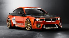 The BMW 2002 Hommage Coupe Gives Props to a Turbocharged Pioneer   Automobiles