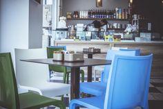 Slegde mobilier de restauration chaise de terrasse Nassau - Sledge