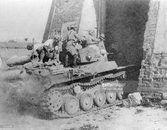 "Imperial Japanese Army Medium Tank Type 97 ""Chi-ha Kai""  九七式中戦車 チハ改"