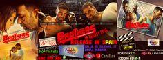 @AkshayKumar @Brothers2015 16 August (Agosto)  Relese In spain ..Cine Dreams palacio de hielo Calle de Silvano, 77, 28043 Madrid METRO L4 CANILLAS .. Contact : 602 679 651  ......