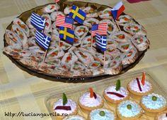 Aperitive pentru mese festive - diverse chestii care nu sunt salate Special Occasion, Birthday Cake, Desserts, Food, Salads, Tailgate Desserts, Deserts, Birthday Cakes, Essen