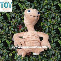 Find More Movies & TV Information about New ET Doll Extra Terrestrial Plush Anime Juguetes Baby Dolls Alien Kids Toy Peluches Gift Brinquedos in Stock Free Tracking,High Quality toy rope,China toy story party theme Suppliers, Cheap doll toy from Toys in the Kingdom on Aliexpress.com