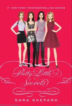 Pretty Little Liars: Pretty Little Secrets by Sara Shepard