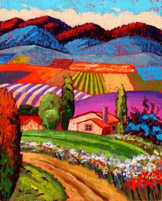The Road to Walter's House ~ Gene Brown
