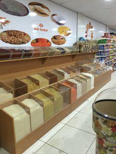 Supermarket Design, Retail Store Design, Zero Waste Grocery Store, Fruit And Veg Shop, Grain Store, Vegetable Shop, Warehouse Design, Pharmacy Design, Store Layout