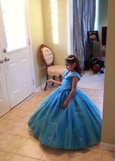 #cinderella #crinolinecage #minicinderella #halloween #costume