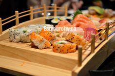 Sumo Sumo Sushi Bar and Grill, Sherwood Park, AB - Tasty fusion rolls, but avoid the sushi Sherwood Park, Tasty, Yummy Food, Sushi, Tokyo, Grilling, Bridge, Rolls, Restaurant
