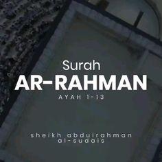 Muslim Love Quotes, Quran Quotes Love, Quran Quotes Inspirational, Allah Quotes, Beautiful Quran Verses, Beautiful Quotes About Allah, Beautiful Islamic Quotes, Surah Ar Rahman, Al Rahman