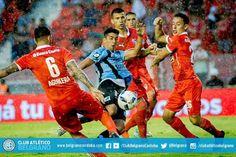 Por la primera fecha Belgrano perdió por 1 a 0 con Independiente con gol de Emiliano Rigoni. A pesar de que el pirata jugó mejor se quedó con las manos vacías.