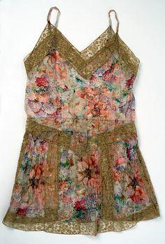 Underwear (image 1) | British | 1929 | no medium available | Metropolitan Museum of Art | Accession #: C.I.67.37.7a,b
