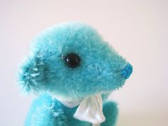 Sweet Turquoise!      teamearl by Patti Richmond Mills on Etsy