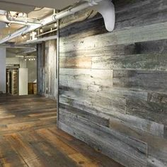 Reclaimed Wood Wall Paneling custom made by Union Square Vintage Wood