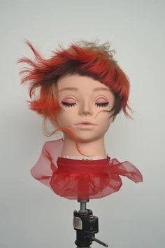 「内田総一郎 作品」の画像検索結果 Corte Y Color, Creative Hairstyles, Hair Looks, Wigs, Hair Cuts, Hair Beauty, Kawaii, Hair Styles, Makeup