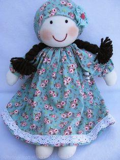 Nincs két egyforma köztük: Mariann bájos pihe-puha textiljátékai | Életszépítők