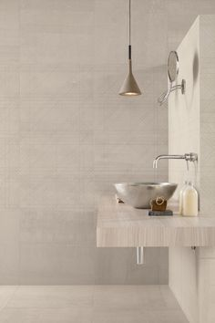 W all/floor tiles BACK IVORY by CERAMICHE KEOPE