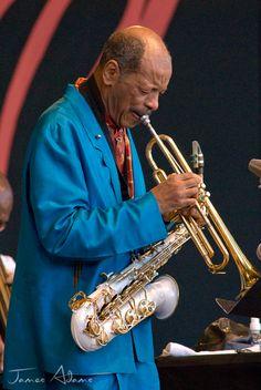 Ornette Coleman, 2007 Monterey Jazz Festival #ornettecoleman #mjf