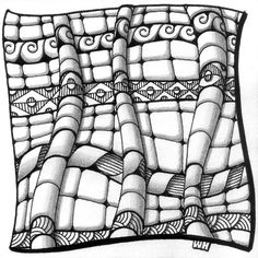 "https://flic.kr/p/e2N61a | challenge_109 | Weekly Challenge #109: ""Zentangle Quest"""
