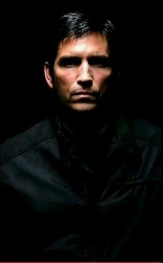 Tall, Dark, and Man-Pretty. that's Jim Caviezel