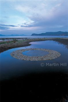 Martin Hill / 2000_Stones / This is one of the 12 sculptures made in the millennium year which contain 2000 elements – in this case pumice stones // Souls & Stones