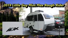 A SUPER NICE Little Guy Trailer just came in on trade! Take a video tour of this Pre-Owned 2019 Little Guy Mini Max- Rough Rider Edition with Allan Blosser a. Little Guy Trailers, Teardrop Camping, Small Travel Trailers, Rv Dealerships, Rough Riders, Guys, Mini, Youtube, Small Camper Trailers