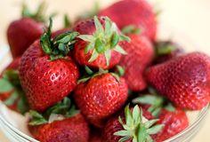 strawberry chiffon buttercream cake recipe | use real butter