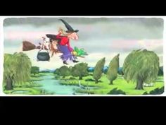 Room on the Broom - Oscar Nominated 2014 Full Version
