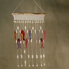 ceramic wind chime
