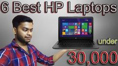 [English] Best HP Laptops Under 30000 | Top 6 | Latest With Specificatio...