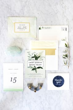 A wedding invitation suite like no other. Unique designs sourced from indie designers only on Minted.com