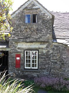 14th Century Tintagel Post Office, Cornwall, England