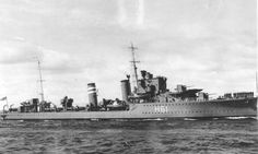 HMS Escort (H 66) 3 Sep 1939 HMS Electra (Lt.Cdr. S.A. Buss, RN) and HMS Escort (Lt.Cdr. J. Bostock, RN) together pick up 481 survivors from the British passenger ship Athenia which was torpedoed and sunk by German U-boat U-30 about 250 nautical miles west of Inishtrahull in position 56°44'N, 14°05'W.