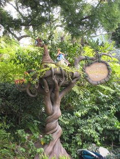 pixie hollow sign