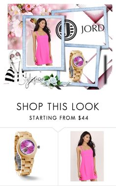 """""""JORD"""" by zancica ❤ liked on Polyvore featuring Tobi and jord"""