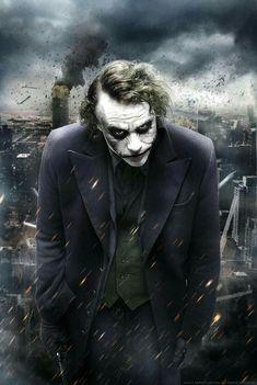The Dark Knight Trilogy - The Joker by on DeviantArt The Joker, Heath Ledger Joker, The Dark Knight Trilogy, Batman The Dark Knight, Joker And Harley Quinn, Black Joker, Batman Joker Wallpaper, Joker Iphone Wallpaper, Joker Wallpapers