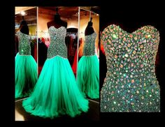 Emerald Mermaid http://rsvppromandpageant.net/collections/long-gowns/products/emerald-mermaid