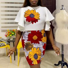 Short African Dresses, Latest African Fashion Dresses, African Clothes, Ankara Fashion, Kitenge, African Print Dress Designs, Africa Fashion, African Attire, Ankara Gowns