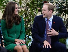 The Stir-20 Times Kate Middleton & Prince William Couldn't Hide Their Love for Each Other (PHOTOS)