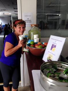 We are having fun! Moving our body and fueling up with nutritious snacks Setton Farms Pistachio Chewy Bites! ‪#‎portioncontrol‬ ‪#‎greenjuice‬ ‪#‎handsonhealthy‬ DeeVa Dance and Fitness