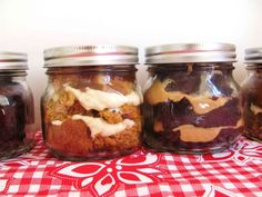 50 DIY Days with Acute Designs: Cake in a Jar - The Paper Mama