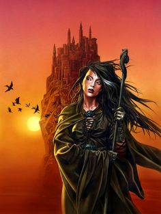 Cover art for 'Magician's Gambit' novel
