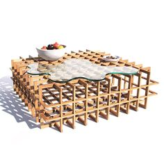 Image of Quadrat Cuboid 47 Coffee Table