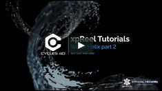 In this tutorial, we'll take our Water Helix scene from Part 1 and render it in Cycles 4D. Techniques we'll work through include: * Using environment…