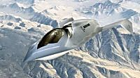A two-seat, all-electric vertical take-off and landing (VTOL) jet aircraft is currently being developed by an ESA incubator enterprise in Germany. Claimed to be capable of 400 km/h (250 mph), the Lilium Jet is aimed at providing personal VTOL air-travel for the masses
