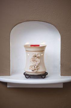 #Scentsy Premium Full-size Warmer - Bride  #romantic