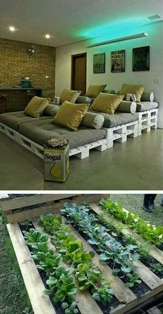 uses-for-old-pallets by Ирина Дубровская:. You may make your home much more particular with backyard patio designs. You are able to turn your backyard into a state like your dreams. You will not have any trouble at this point with backyard patio ideas. Diy Pallet Furniture, Diy Pallet Projects, Home Projects, Furniture Ideas, Pallette Furniture, Wooden Pallet Beds, Furniture Design, Cinder Block Furniture, Woodworking Projects